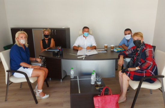 Δυναμική προβολή της Ρόδου στη Σερβία