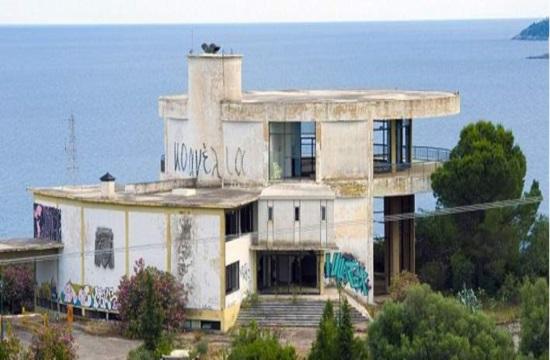"""Ρημάζει το ξενοδοχείο ¨Λακωνίς"""" στο Γύθειο- πωλείται έναντι 5 εκατ.ευρώ"""