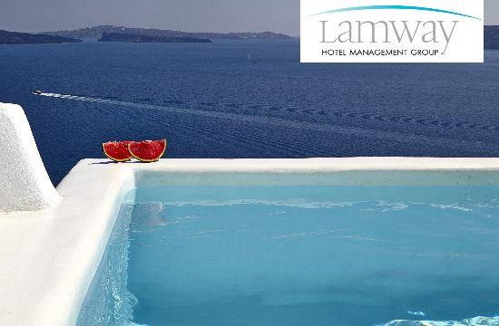 Lamway: 16% πάνω οι πληρότητες φέτος – νέο ξενοδοχείο στην Ίο το 2015
