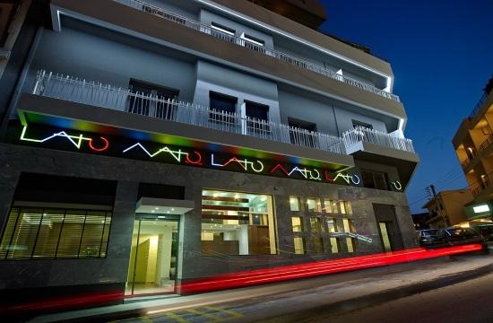 """Το ξενοδοχείο """"Λατώ"""" μένει ανοιχτό στο Ηράκλειο"""