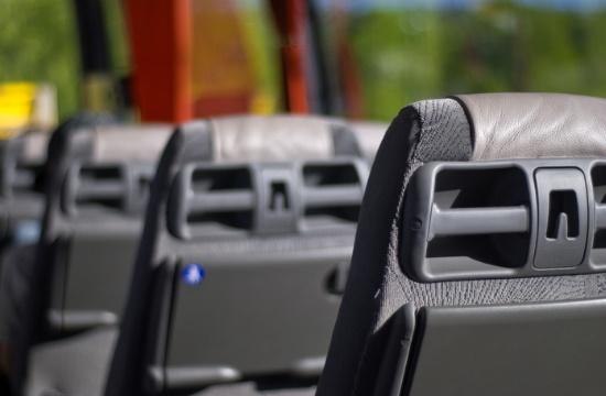 Ξεκίνησε η διαδικασία ανανέωσης των παλαιότερων ΗΑΣ τουριστικών λεωφορείων