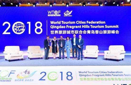 Η Λευκωσία στη σύνοδο κορυφής του World Tourism Cities Federation