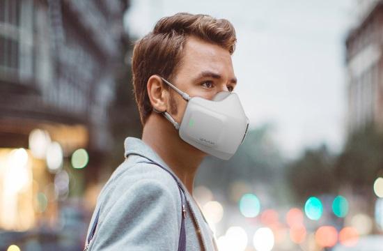 LG: Καθαρός αέρας με την μάσκα Air Purifier PuriCare