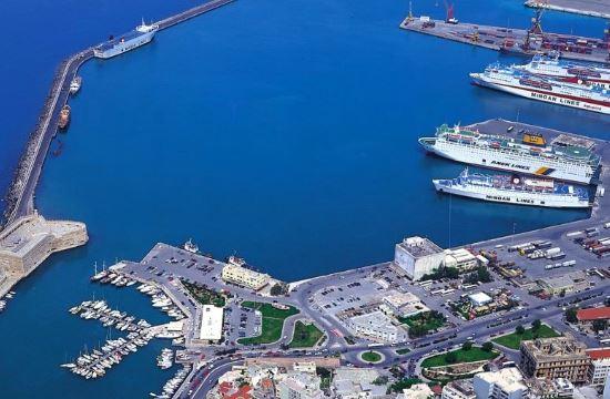 Μαρίνα 1.000 σκαφών με ξενοδοχείο στο Ηράκλειο