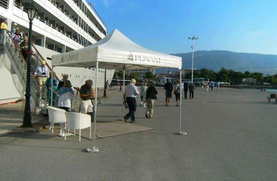 Υπερδιπλασιάστηκαν οι επιβάτες κρουαζιέρας στην Ιτέα την 4ετία