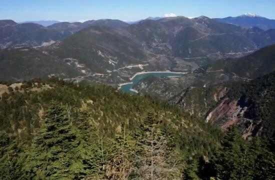 Discover Greece: Καγιάκ στη λίμνη Κρεμαστών