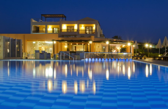 Στη Louis Hotels το πεντάστερο ξενοδοχείο Asterion στην Κρήτη