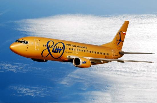 Κορωνοϊός: Αναστέλλει τις πτήσεις της η LOT Polish Airlines