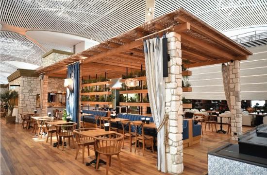 H Turkish Airlines ανοίγει πέντε νέα lounge στο νέο Istanbul Airport