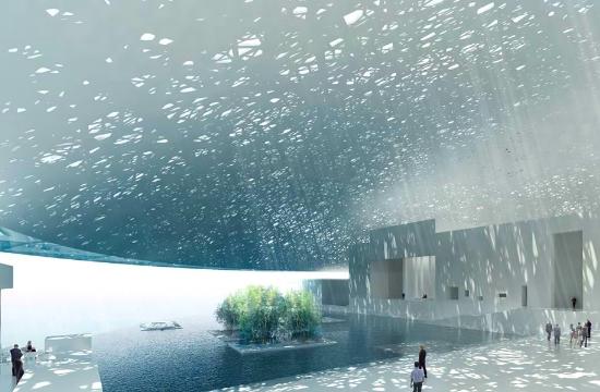 Άνοιξε το μουσείο Λούβρου του Άμπου Ντάμπι