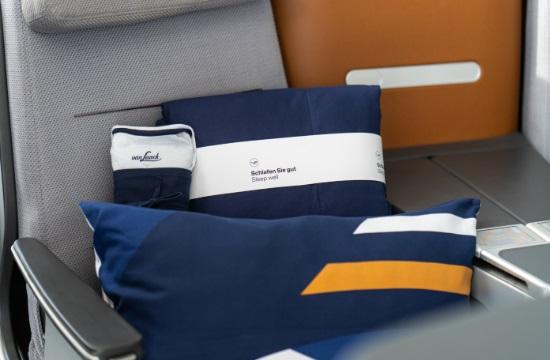 Lufthansa: Πιο άνετος ύπνος στη Business Class