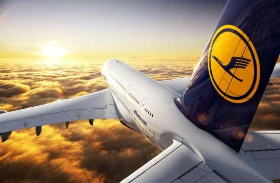 Όμιλος Lufthansa: 152 δρομολόγια στην Ελλάδα κάθε εβδομάδα