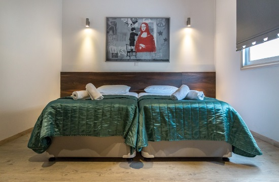 Αρνητικές επιδόσεις για τα ελληνικά ξενοδοχεία και τον Φεβρουάριο
