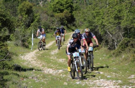 Ορεινή ποδηλασία στο Γαλατά Ναυπάκτου - Συνέδριο στην Πτολεμαΐδα