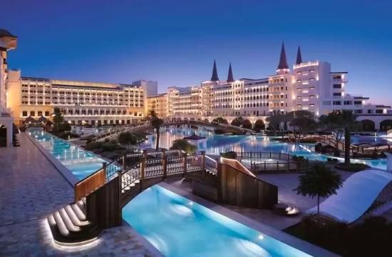 Τουρκία: Ανοίγει και πάλι το επιβλητικό ξενοδοχείο Mardan Palace (βίντεο)