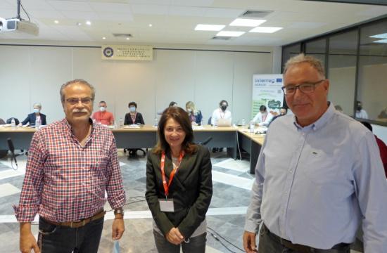 Πρεμιέρα για το ευρωπαϊκό έργο ECOVINEGOALS: Αγρο-Οικολογική Διαχείριση Αμπελώνων