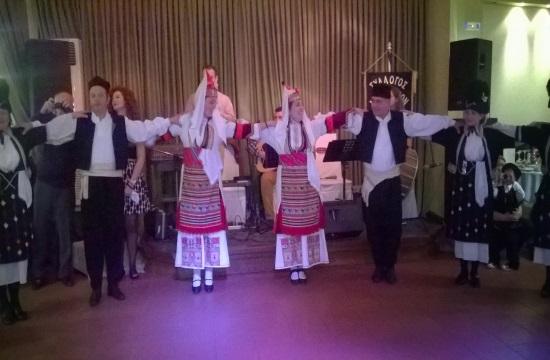 """""""Ο χορός είναι ζωή"""" στο Βόλο"""