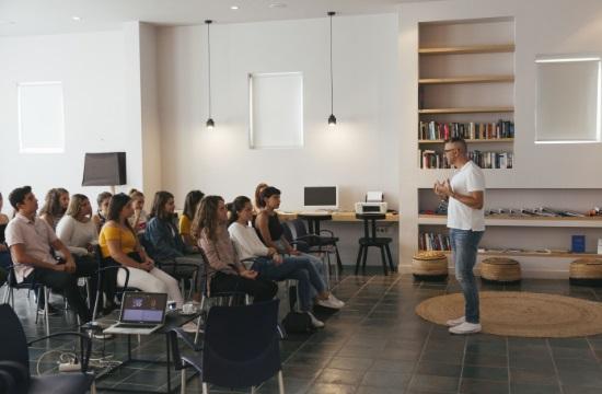Το Ίδρυμα Γ. & Α. Μαμιδάκη ξεναγεί τους μαθητές στον κόσμο της σύγχρονης τέχνης
