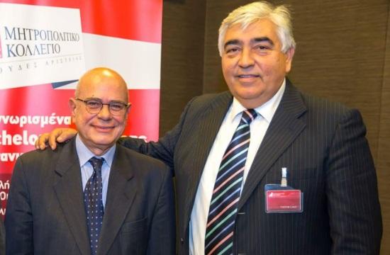 Παραμένει σύμβουλος της ΚΕΔΕ για τον τουρισμό ο Νότης Μαρτάκης