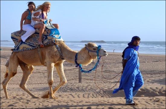 Τουρισμός: +6,4% οι αφίξεις στο Μαρόκο το 8μηνο