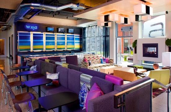 Τεχνολογικές καινοτομίες λανσάρει η Marriott σε ξενοδοχεία της