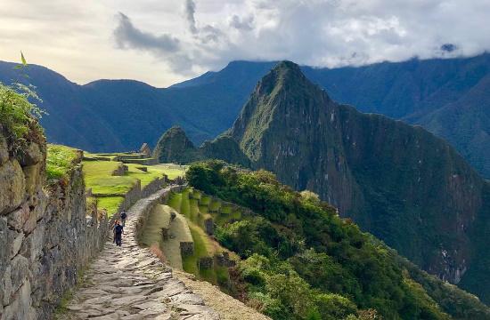 Έξι τουρίστες συνελήφθησαν για ζημιές και ακαθαρσίες στο Μάτσου Πίτσου