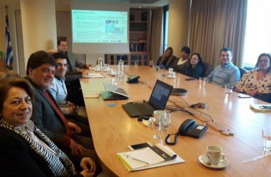 H τεχνολογία στην πολιτιστική κληρονομιά: Παρουσίαση του MedSTACH στον ΕΟΤ