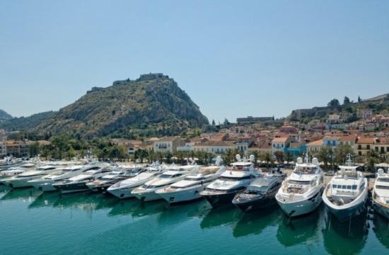 Επεκτείνεται κατά μια ημέρα το Mediterranean Yacht Show 2019