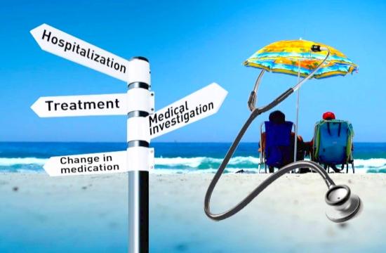 Σφοδρός ανταγωνισμός και χρυσοφόρες επενδύσεις στον ιατρικό τουρισμό από Ισραήλ, Ιορδανία, Τουρκία