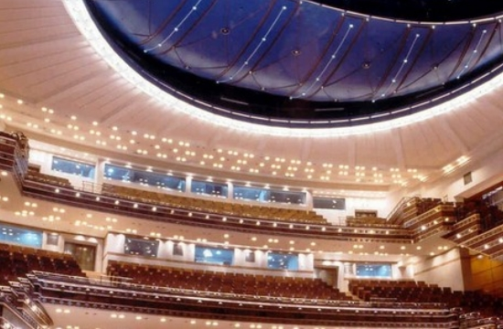 Μέγαρο Μουσικής: Διαγωνισμός για διαμονή καλλιτεχνών σε ξενοδοχεία