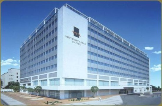 Athens Marriott Hotel από σήμερα το πρώην ξενοδοχείο Metropolitan