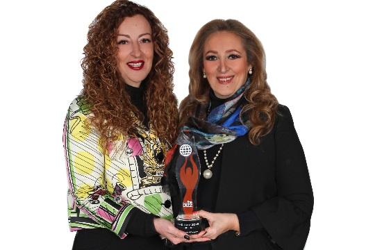 Διεθνής διάκριση της Mideast Group στα Bizz Awards