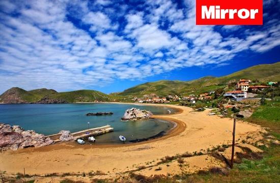 Mirror: Ανακαλύψτε το παρθένο νησί της Λήμνου