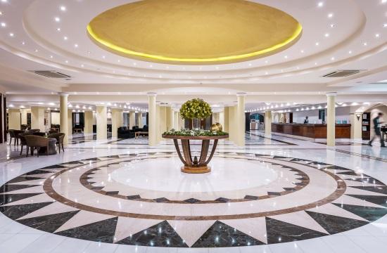Την 1η Απριλίου οι πρώτοι επισκέπτες στο Mitsis Grand Hotel στη Ρόδο- Έρχονται και οι 187 Ολλανδοί για το τεστ ασφαλείας