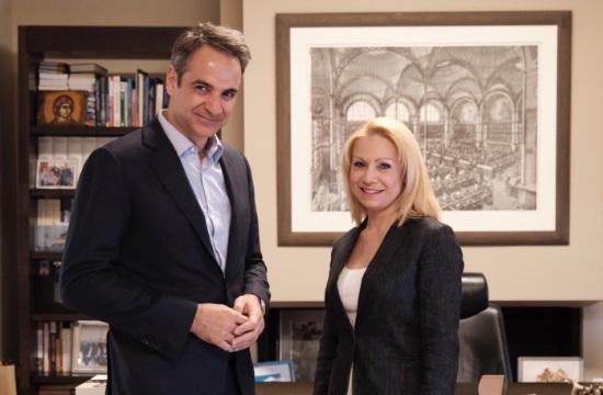 Χριστίνα Τετράδη: Υποψήφια με τη Νέα Δημοκρατία στις βουλευτικές εκλογές
