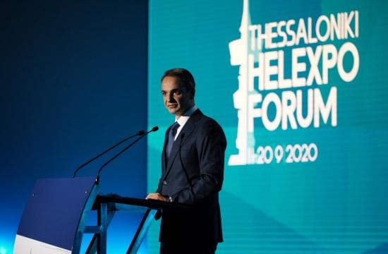 Κ. Μητσοτάκης: Το 2021 θα είναι μια πολύ καλή χρονιά για τον τουρισμό εάν τα πράγματα πάνε καλά- Διεθνής προβολή της νέας Ελλάδας