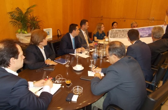 Mνημόνιο συνεργασίας για έργα αναβάθμισης στο αεροδρόμιο Χίου