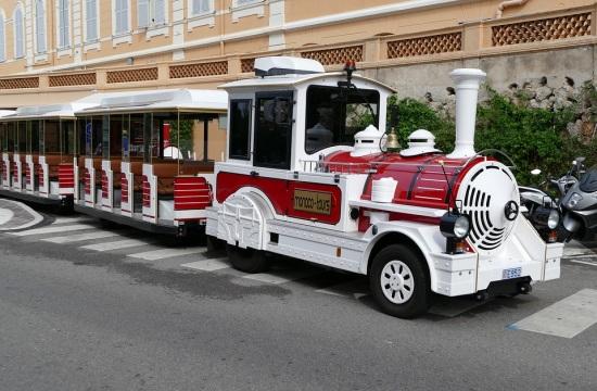 Τουριστικό τρένο στα Ιωάννινα
