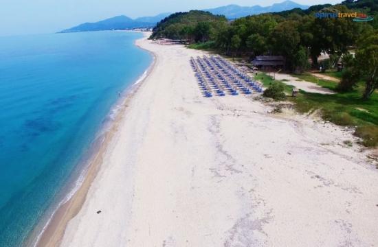 Η μεγαλύτερη παραλία με άμμο στην Ευρώπη είναι ελληνική
