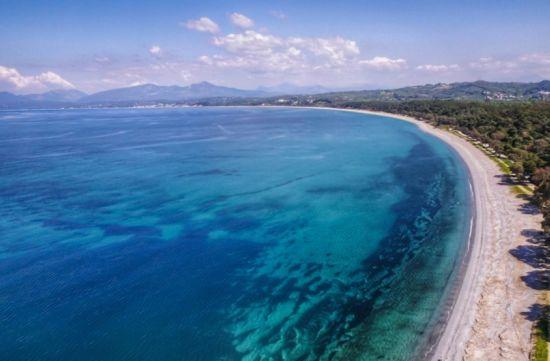 Σημαντική διάκριση: Ελληνική η ασφαλέστερη παραλία της Ευρώπης