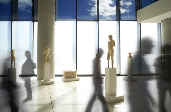 18,2% επάνω οι επισκέπτες στα μουσεία το Μάιο