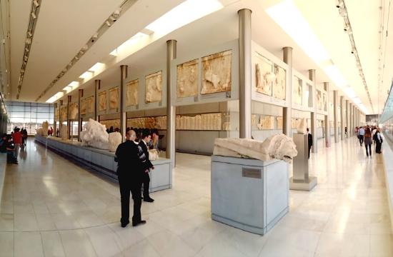 TripAdvisor: Στα 8 καλύτερα μουσεία στον κόσμο το Μουσείο Ακρόπολης το 2017