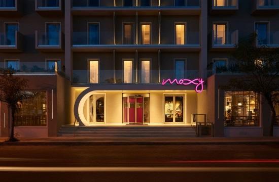 Ξενοδοχεία | Η SWOT αναλαμβάνει τη διαχείριση του Moxy Patra Marina