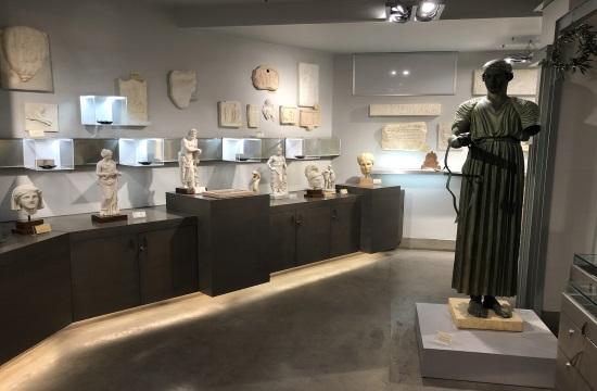 Επαναλειτουργεί το πωλητήριο στο Εθνικό Αρχαιολογικό Μουσείο
