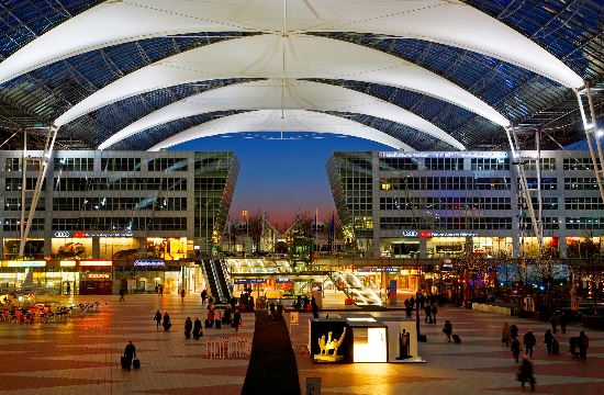 Καθυστερήσεις και ακυρώσεις πτήσεων σε γερμανικά αεροδρόμια την Τρίτη