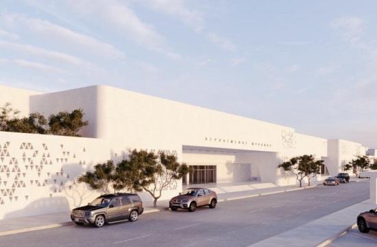 Αντάξιο της αίγλης της Μυκόνου το νέο αεροδρόμιο- έτοιμο το 2021 (video)