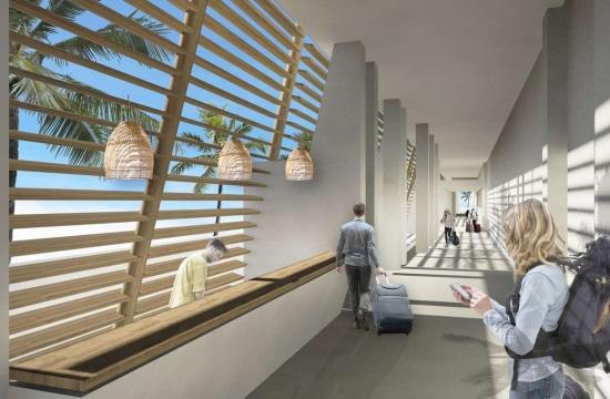 Fraport Greece:Τα σχέδια για το αεροδρόμιο της Μυκόνου