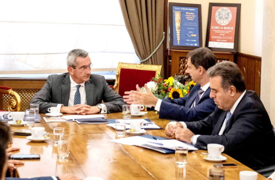 Ενεργοποίηση των δορυφόρων λογαριασμών στον τουρισμό ζητεί η Περιφέρεια Ν. Αιγαίου