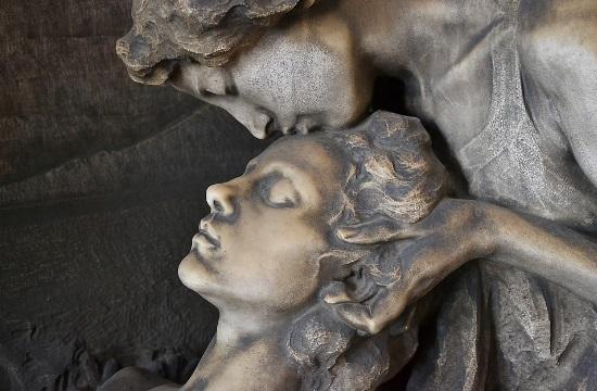 Το κοιμητήριο Αγ. Γεωργίου Ερμούπολης στα σημαντικά κοιμητήρια της Ευρώπης