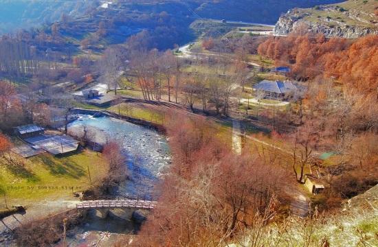 Τουρισμός: Πεζοπορικές και πολιτιστικές διαδρομές  στo Νεστόριο Καστοριάς